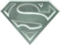 Superman: The Animated Series - Logo Metal Bottle Opener-DSTJUN152098