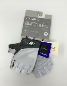 Giro Monica II Gel Women's Cycling Gloves Size Medium New with Tags