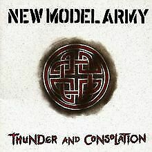 Thunder and Consolation von New Model Army | CD | Zustand gut