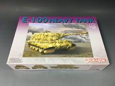 DRAGON 7256 1/72 E-100 Heavy Tank
