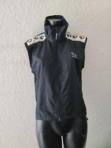 IQ Pearl Izumi Men's Small Black Vented Cycling Cycle Riding Vest