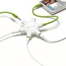 Belkin RockStar 5 Way Splitter for Headphone