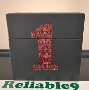 Elvis Presley -  #1 Singles Collectibles Boxset 18 CDs - 2005 Sony - Made in EU