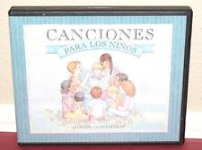 Canciones Para Los Ninos 6 CDs Children's Songbook Spanish LDS Mormon