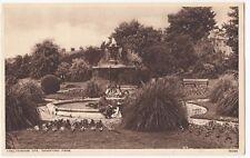Gloucestershire; Cheltenham Spa, Sandford Park PPC By Photochrom, c 1930's