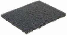 "Norton Synthetic Steel Wool Pad, Polyester Fiber, 5-1/2"" Length x 4-3/8"" Width"