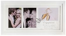 Engagement Rectangle Photo Frames