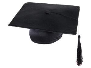Doktorhut Doktorand Uni College Abitur Bachelor Diplom Abschlussfeier Karneval