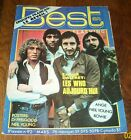 REVUE BEST N.92 / Mars 76 The Who, Bowie + Poster Dr Feelgood/Neil Young