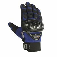 Motorradhandschuhe Kurz Textil Sommer Motorrad Handschuhe Biker Handschuhe Neu