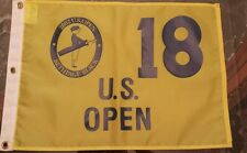 2002 U.S. Open Bethpage Black Pin Flag