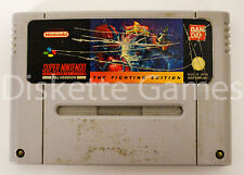 POWER RANGERS THE FIGHTING EDITION - SUPER NINTENDO SNES - PAL UKV