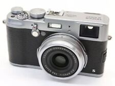 Fujifilm Finepix X100s 16.3MP digital Camera *Silver set *superb