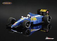 Rial ARC2 Cosworth V8 F1 GP Brasilien 1989 Christian Danner, Spark Modell 1:43