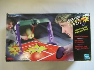 Hasbro : Laser Light Tennis - OVP - Spiel - Gesellschaftsspiel
