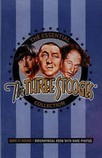 The Essential Three Stooges Collection (DVD, 2015, 6-Disc Set)