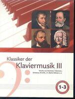 Klassiker der Klaviermusik III