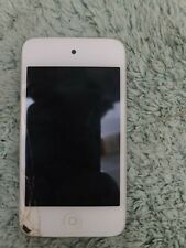 ipod touch 4th generation 64gb (cracked front digitizer, everything else good)