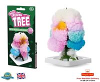 MAGIC GROWING TREE Magic Tree Girls Boys Toy Gift Crystal Flower Bonsai Tree