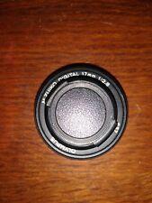 Olympus M. Zuiko 17mm f/2.8 Black Pancake Lens