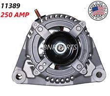 New High amp 250 AMP Alternator Dodge Truck Ram 1500 V8 5.7L 345cid 2009-2010//Ram Truck 1500 V8 5.7L 345cid 2011-2012