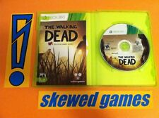 The Walking Dead The Game - Telltale Tell Tale Games - XBox 360 Microsoft