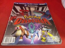 Pokemon Colosseum Nintendo Gamecube Strategy Guide Player's Hint Book Colloseum