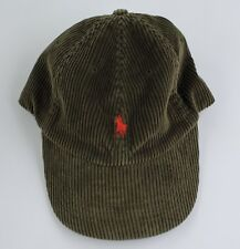 Polo Ralph Lauren Vintage Corduroy Hat