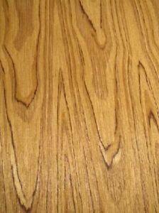 Teak Holz Furnier Teka Teck SaRaiFo wilde Blume 250x32cm