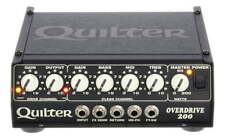 Quilter Labs Overdrive 200 Amplifier Head Made in The Usa. Unbelievable Tone
