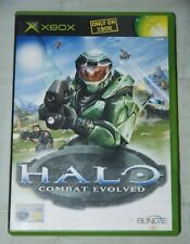 HALO Combat Evolved - Original Xbox Game - Boxed & Complete, Includes Manual