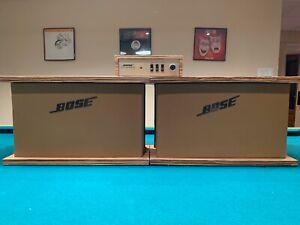 Bose 901 series ii Loud speakers - L@@K Custom Veneer