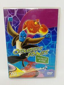 Osmosis Jones (DVD, 2002) - Region 4