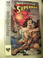 "The Death Of Superman Perfect/Gem Mint"" (10.0)"
