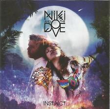 Niki and the Dove - Instinct NEW CD (not sealed)