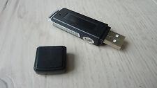 SPY Spion Digital Diktiergerät Aufnahmegerät Voice USB Stick 8GB