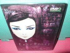 ERGO PROXY - VOL.1 - EPISOD. 1 A 4  -  NUEV - SLIM