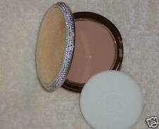 "Translucent Pressed Powder Compact - ""LIGHT'"