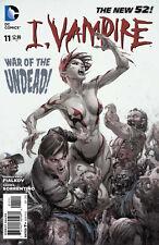 I, VAMPIRE (2011) #11 VF/NM THE NEW 52!