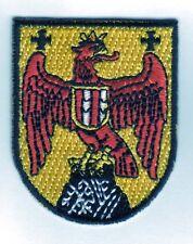 Burgenland Wappen Aufbügler Aufnäher Patch Österreich