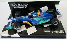 F1 1/43 SAUBER C23 PETRONAS FISICHELLA 2004 MINICHAMPS