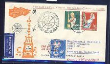 51393) KLM Polar FF Amsterdam - Tokio 1.11.58, SoU ab Bremen BRD