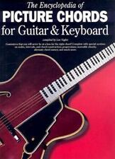 The Encyclopedia of Picture Chords for Guitar and Keyboard by Leonard Vogler...