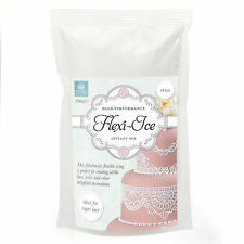 Squires Kitchen White High Performance Flexi Ice - 250g or 500g