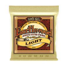 Ernie Ball Earthwood Light .011-052 Acoustic 80/20 Bronze( 2004) Guitar Strings!