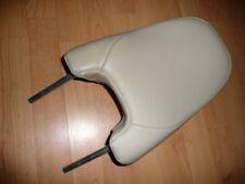 Beige Leather Upholsery XC60 S80 V70 XC70 Inscription Head Restraint Rest Tan