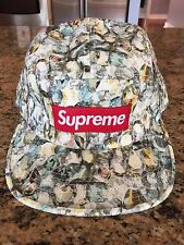 Supreme x Liberty Jewels Diamond Camp Hat Used 2014 Season