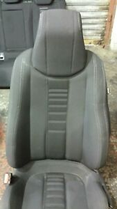 2014-17 PEUGEOT 308   PASSENGER N/S FRONT CLOTH INTERIOR  SEAT