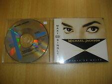 MICHAEL JACKSON...CD SINGLE 3 TITRES...BLACK OR WHITE...