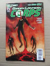 Green Lantern Corps 2 . DC 2011 - VF